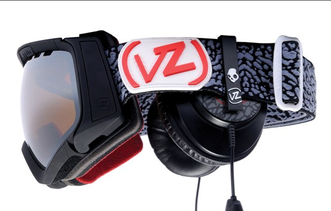 Viral Marketing, shoes, and headphone goggles!