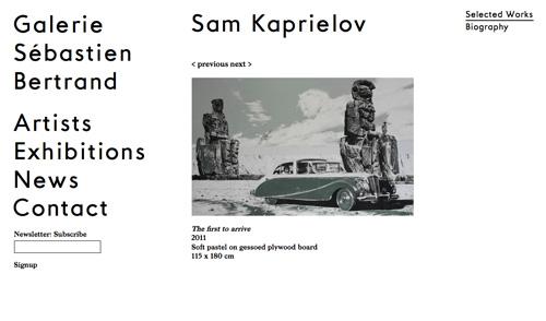 http://www.galeriebertrand.com/artist-details/25