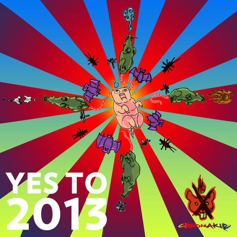 Yes to 2013