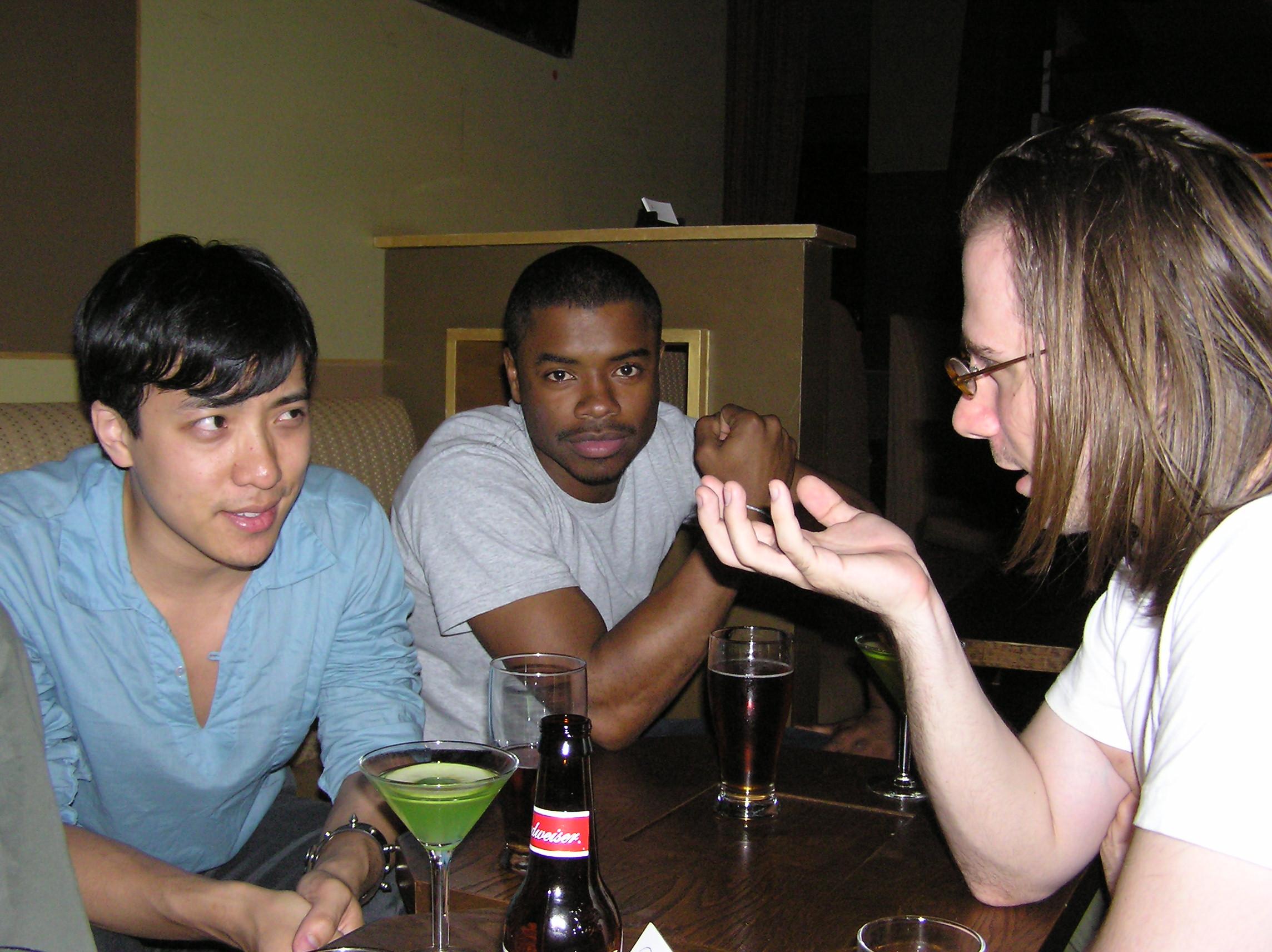 Ben, Charles, Adam circa 2004
